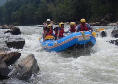 Adventure Activities in Chikmangalur