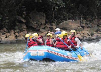 Chikmagalur River Adventure Activites