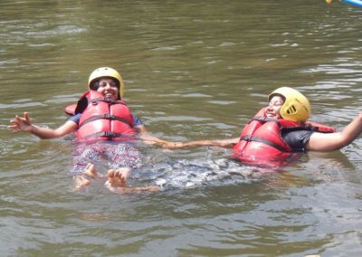 Rafting in Chikmagalur Riverwoods