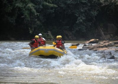 River Rafting in Chikmangalur